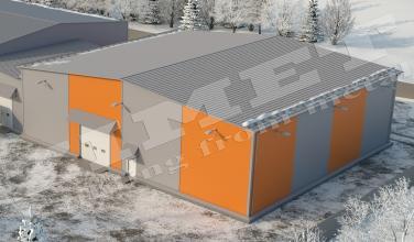 Производственно-складской корпус №2